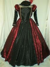 Elizabethan Renaissance Tudor Romeo & Juliet Dress Gown Hat, Your Size Choice