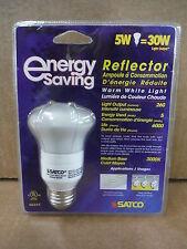 Satco Light Bulb Reflector 5W S6244