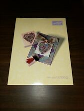 1999-2000 Stampin Up Idea Book and Catalog