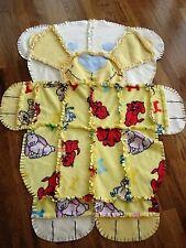 Infant Baby Nursery Bedding Blanket Teddy Bear Shape