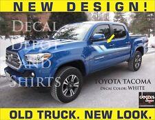 Side Stripes Vinyl Decal for Toyota Tacoma SR5 TRD, Sport TRD, Off Road, TRD Pro