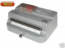 Akiles Finish@Coil M Finish-A-Coil Electric Coil Inserter & Free Crimpers ( New)