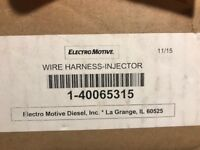ElectroMotive Wire Harness-Injector 1-40065315 - NEW