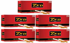 Zen Smoke Full Flavor King Size Cigarette Filter Tubes 5 Boxes - 3129-5