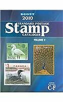 2010 Scott Standard Postage Stamp Catalogue : Countries of the World C-F Vol....