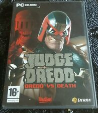 Judge Dredd: Dredd vs Death PC Game (2005)