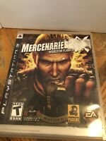 Mercenaries 2 - World in Flames - Sony PlayStation 3 - PS3 - Complete - Tested