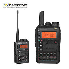 Zastone UV-8DR Tri-Band UHF VHF Handheld 2 Way Radio Walkie Talkie CB Ham Radio