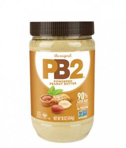 (37,56€/1kg) PB2 Powdered Peanut Butter 454g