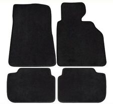 BMW 3 Series E46 Tailored  Car Mats Black  98-2003
