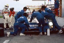 1992 Rolex 24 at Daytona - Winner Pit Stop OLD MOTOR RACING HISTORY PHOTO