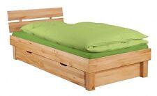 Betten mit Bettkasten aus Massivholz in aktuellem Design