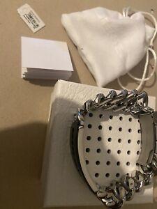 Diesel Armband Armkette Silberfarben *TOP* Mit Ovp