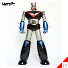 "ROBOT TAEKWON V 76.7cm (30.2"") Giant Big Size LED Korean Robot Figure-Metalic"
