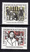 DDR 1957 Mi. Nr. 564-565 Postfrisch ** MNH