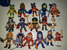loyal subjects masters of the universe lot he-man skeletor tri-klops stratos