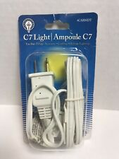 Ships Free Village House Light Bulb & Power Cord Socket Replacement Indoor New
