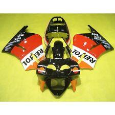 Repsol Fairing Bodywork Kit For Honda VFR400R VFR 400 R NC30 1988-1992 Hand Made