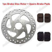 140mm Brake Caliper Disc Rotor Pads 47cc 49cc Pocket Bike Mini Dirt ATV Scooter
