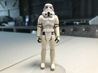 Stormtrooper Hard Torso Variant Vintage Kenner Star Wars Action Figure