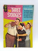 The Three Stooges #27 - In The Foreign Legion released by Gold Key on March 1966