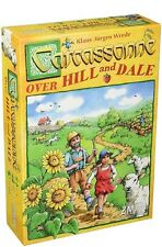 Carcassonne Over Hill and Dale Board Game expansion - New