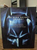 The Dark Knight Trilogy (Blu-ray Disc, 2012)
