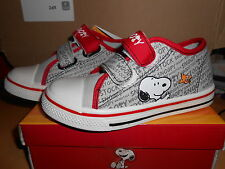 baskets basses scratch SNOOPY gris pointure 27 - neuves