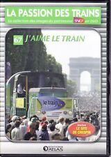 DVD La Passion des Trains - N°67 - J'aime le Train