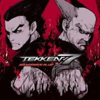 OST-TEKKEN 7 PLUS-JAPAN 4 CD I19