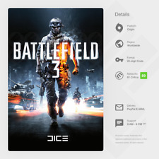 Battlefield 3 (PC) - Origin Clave [global, Multi-Lang, instantánea]