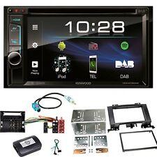 Kenwood Ddx-4018dab Digitalradio Einbauset für MERCEDES SPRINTER W906 Crafter