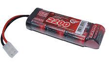 8.4v 2200mAh SCS Airsoft battery Tamiya Vapextech