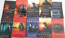 SHERRILYN KENYON - 23 OF HER BESTSELLING NOVELS - DANCE WITH THE DEVIL,++++++