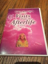 Sylvia Browne DVD Visit From The Afterlife Live Occult Spirts Ghosts Fortune