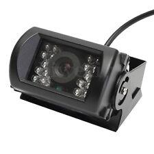12V-24V MA484 LED Car Rear View Reverse 18 IR Reversing CCD Camera Night Vision