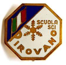 Spilla Scuola Sci Pirovano (Lorioli)