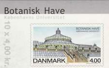 Denemarken booklet MNH 2001 PB 10x1267 / S112 - Botanische Tuinen