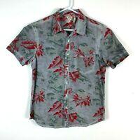 Deus Ex Machina Short Sleeve Casual Shirt Size Men's Medium