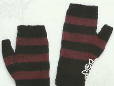 Mens Gloves knitting pattern - double knit wool
