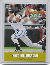 2000 Diamond Authentics Autographs #30 Shea Hillenbrand #'d 3234/3250 free ship!