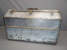 Vintage Simonsen Metal Products Co. MECHANICS TOOL BOX SIZE 3, CANTILEVER