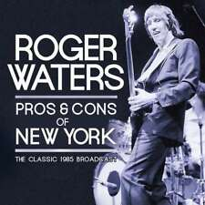 Roger Waters - Pros & Cons Of New York NEW 2 x CD