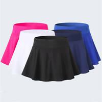 Women's Sport Breathable Skirts Short Activewear Bottom Inner Compress Linning