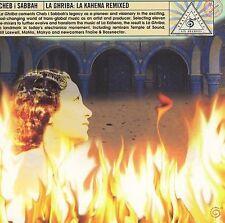 NEW Sealed CD Cheb i Sabbah: Ghriba: La Kahena Remixes (Rm