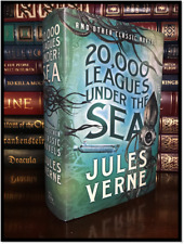 20,000 Leagues Under the Sea by Jules Verne New Hardback Twenty Thousand + Other