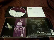 JANIS IAN Encore Collection  CD! Best Of Live! Like new, ships super fast.