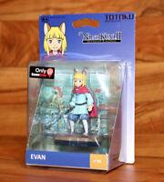 TOTAKU Ni No Kuni II 2 Revenant Kingdom Evan Figure FIRST EDITION Playstation 4.