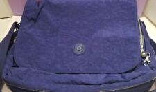 Kipling messenger bag Laptop Travel Blue