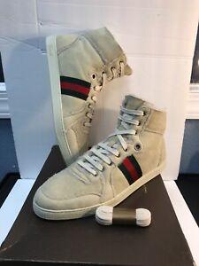 Gucci Shearl Aspen  269997 BND10 9152  New Never Worn Size 14 +   Rare !! W/Box